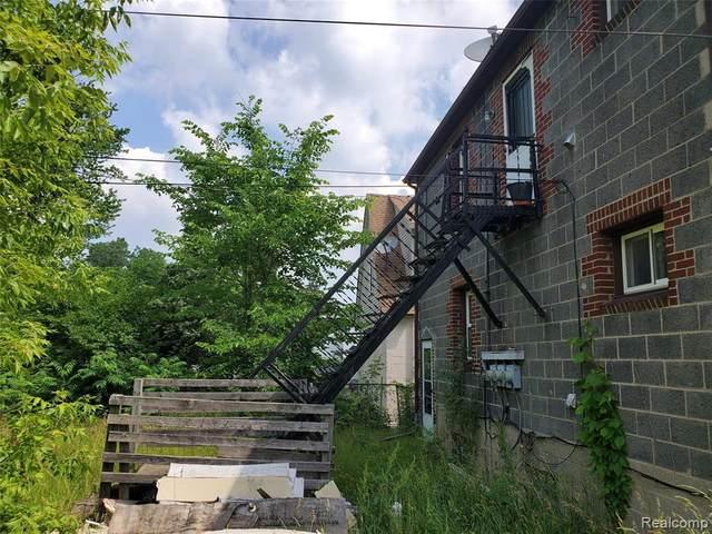 3346 Irene St, Inkster, MI 48141 (MLS #2210063570) :: Kelder Real Estate Group