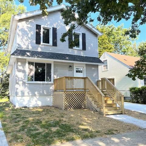 3068 Fort Park Blvd, Lincoln Park, MI 48146 (MLS #2210065650) :: The BRAND Real Estate