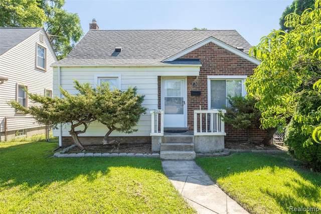 4500 Rochester Rd, Royal Oak, MI 48073 (MLS #2210066447) :: Kelder Real Estate Group