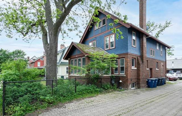1010 S Forest Ave, Ann Arbor, MI 48104 (MLS #3283310) :: The BRAND Real Estate