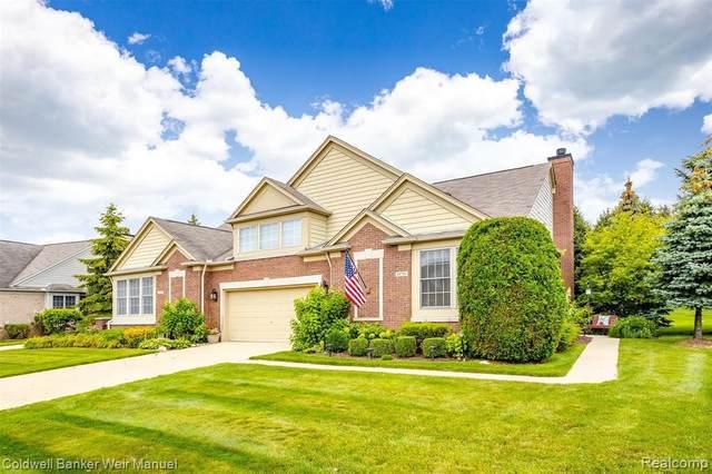 44785 Aspen Ridge Dr, Northville, MI 48168 (MLS #2210066081) :: The BRAND Real Estate