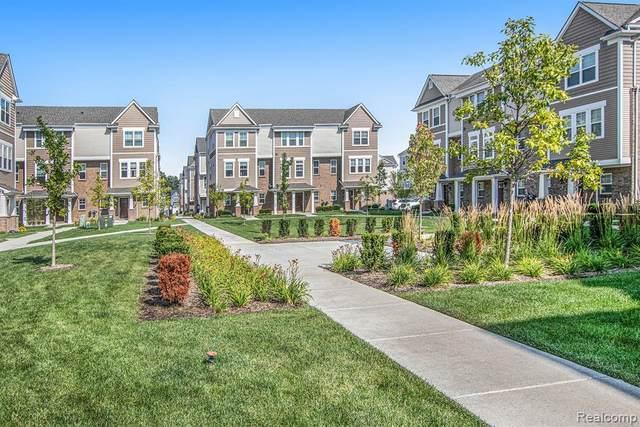 2500 Normandy Rd Unit#26, Royal Oak, MI 48073 (MLS #2210064247) :: The BRAND Real Estate