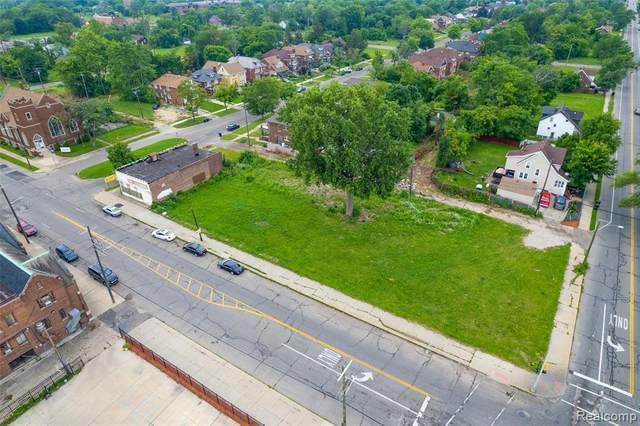 14345 Kercheval, Detroit, MI 48215 (MLS #2210066641) :: The BRAND Real Estate