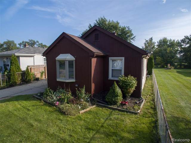 11396 Cadillac Ave, Warren, MI 48089 (MLS #2210066826) :: The BRAND Real Estate