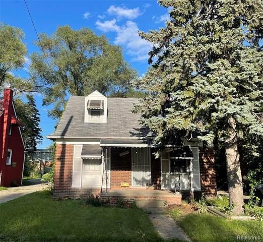 19960 Norwood St E, Detroit, MI 48234 (MLS #2210066897) :: Kelder Real Estate Group