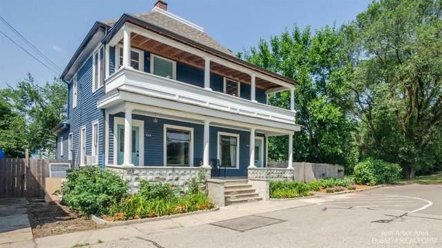 209 N Park St, Ypsilanti, MI 48198 (MLS #3283188) :: The BRAND Real Estate