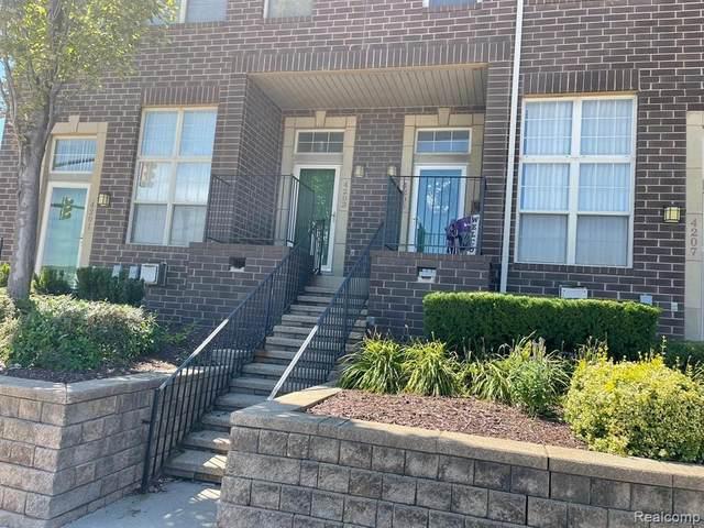 4203 Schaefer Rd, Dearborn, MI 48126 (MLS #2210067501) :: The BRAND Real Estate