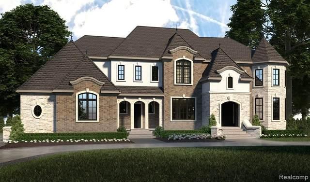 7416 Wildrose Crt, Clarkston, MI 48348 (MLS #2210068560) :: The BRAND Real Estate