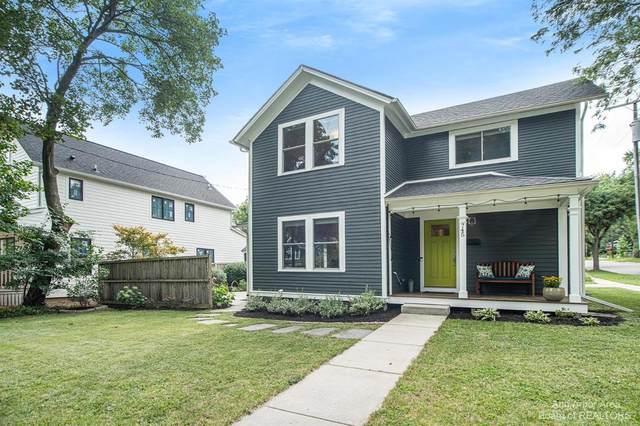 745 Gott St, Ann Arbor, MI 48103 (MLS #3283109) :: Kelder Real Estate Group