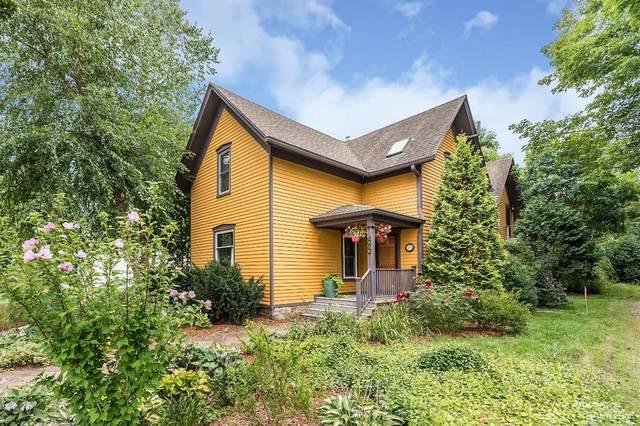 3436 Central St, Dexter, MI 48130 (MLS #3283367) :: Kelder Real Estate Group