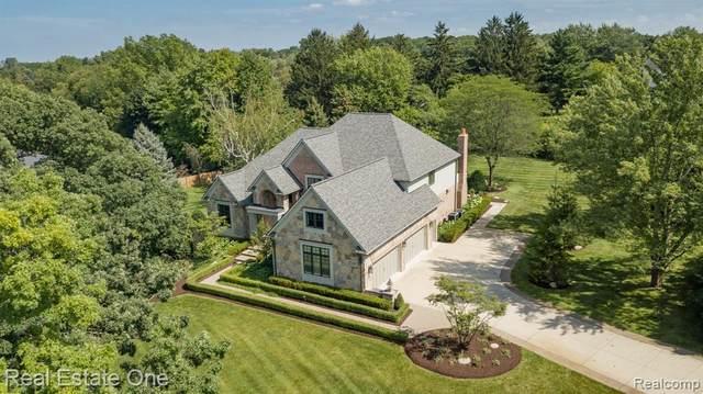 2591 Ramsbury Dr, Troy, MI 48098 (MLS #2210060296) :: Kelder Real Estate Group
