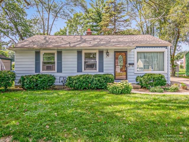 576 Desoto Ave, Ypsilanti, MI 48198 (MLS #3283478) :: Kelder Real Estate Group