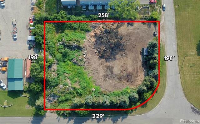 0 Jimbo Dr, Burton, MI 48529 (MLS #2210069185) :: The BRAND Real Estate
