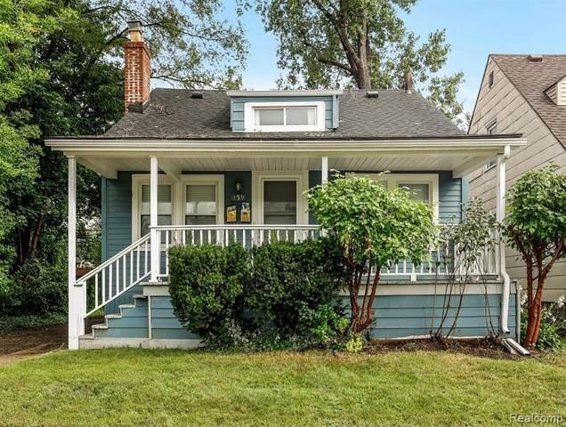 359 E Saratoga St, Ferndale, MI 48220 (MLS #2210069503) :: The BRAND Real Estate