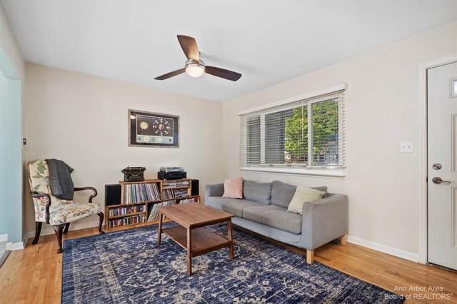 3124 Williamsburg Rd, Ann Arbor, MI 48108 (MLS #3283408) :: The BRAND Real Estate
