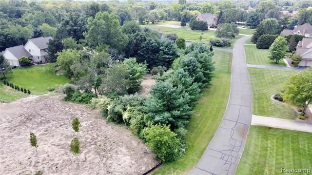 1253 Hunter Ct, Milford, MI 48381 (MLS #2210070107) :: The BRAND Real Estate