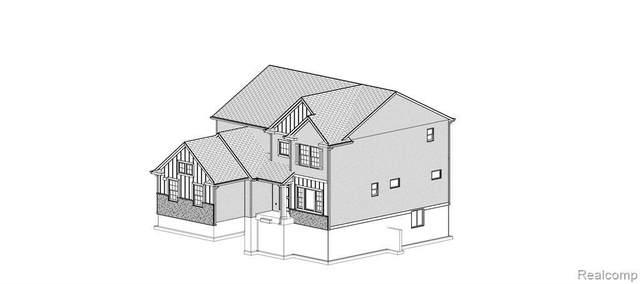 11726 Scenic Valley, Davisburg, MI 48350 (MLS #2210070147) :: The BRAND Real Estate