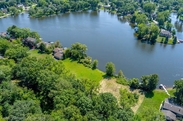Vl Biscayne Ave, White Lake, MI 48383 (MLS #2210069377) :: Kelder Real Estate Group
