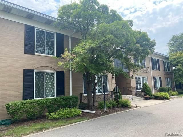 25430 Southfield Rd # A-B1, Southfield, MI 48075 (MLS #2210071842) :: The BRAND Real Estate