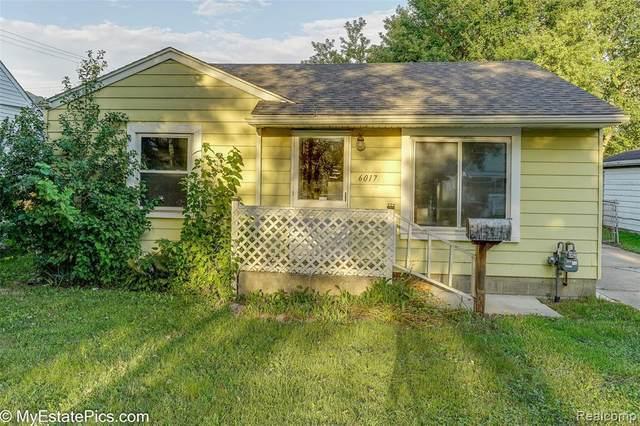 6017 Hazel St, Taylor, MI 48180 (MLS #2210070061) :: The BRAND Real Estate