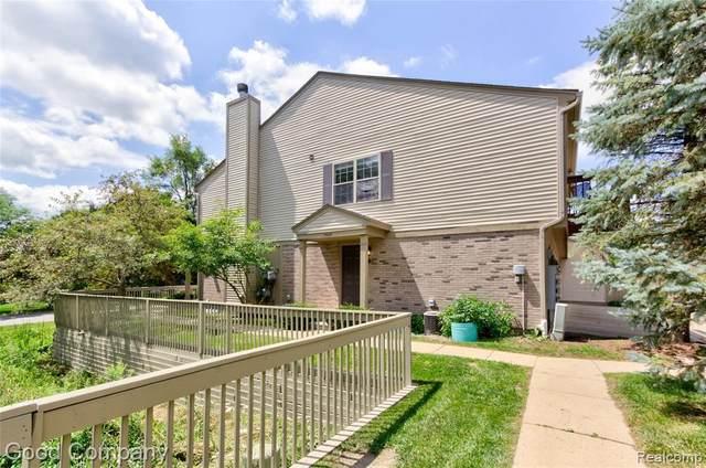 3068 Forest Creek Crt, Ann Arbor, MI 48108 (MLS #2210072236) :: The BRAND Real Estate