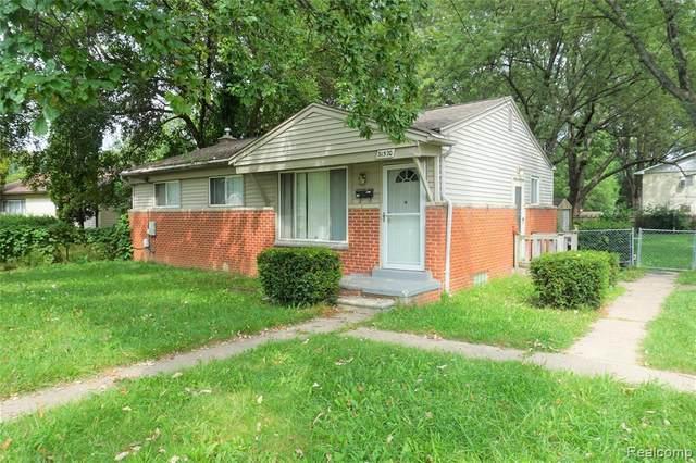 31570 Dorsey St, Westland, MI 48186 (MLS #2210072665) :: The BRAND Real Estate