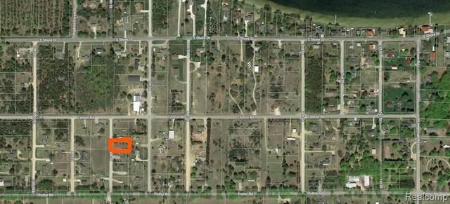 Lot #7 8TH ST, Bear Lake, MI 49614 (MLS #2210073151) :: Kelder Real Estate Group