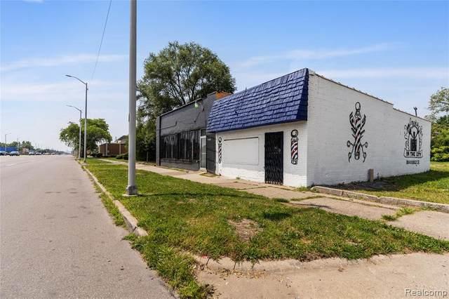 12129 Gratiot Ave, Detroit, MI 48205 (MLS #2210066748) :: The BRAND Real Estate