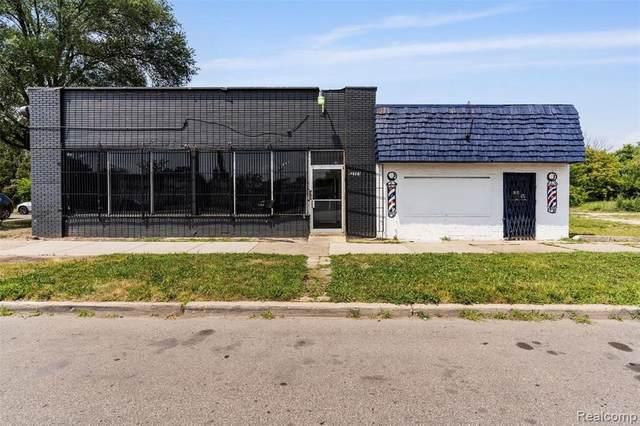 12121 Gratiot Ave, Detroit, MI 48205 (MLS #2210067030) :: The BRAND Real Estate