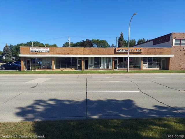 32236 W Michigan Ave, Wayne, MI 48184 (MLS #2210073220) :: The BRAND Real Estate