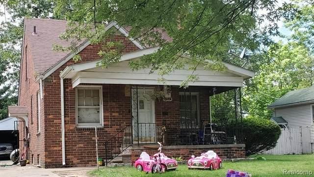 17843 Bradford St, Detroit, MI 48205 (MLS #2210073941) :: The BRAND Real Estate