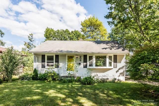 806 Pomona Rd, Ann Arbor, MI 48103 (MLS #3283746) :: Kelder Real Estate Group