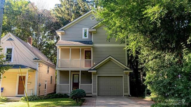 813 Hiscock St, Ann Arbor, MI 48103 (MLS #3283752) :: Kelder Real Estate Group