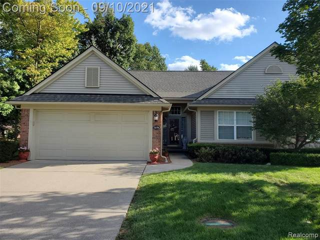 5696 Woodview Dr, Sterling Heights, MI 48314 (MLS #2210074484) :: The BRAND Real Estate