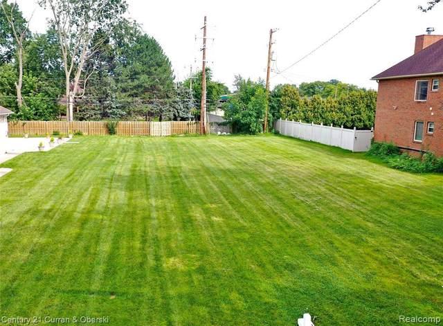 0000 N Melborne St, Dearborn Heights, MI 48127 (MLS #2210074070) :: The BRAND Real Estate