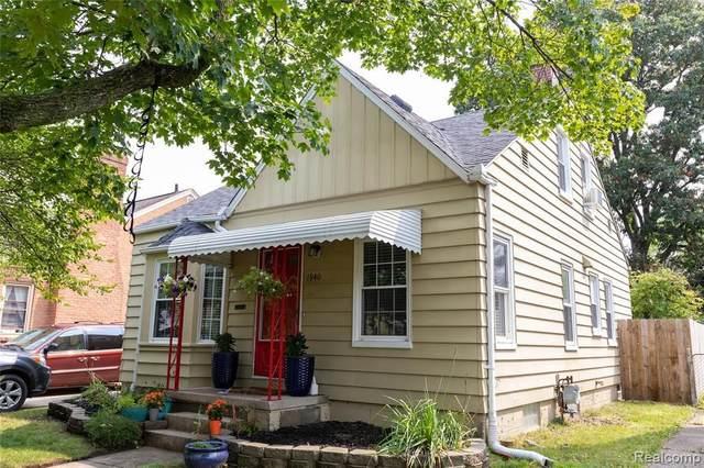 1940 Hyland St, Ferndale, MI 48220 (MLS #2210074757) :: The BRAND Real Estate