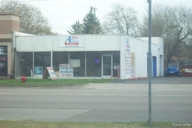 32056 Van Dyke Ave, Warren, MI 48093 (MLS #2210075288) :: The Tom Lipinski Team at Keller Williams Lakeside Market Center