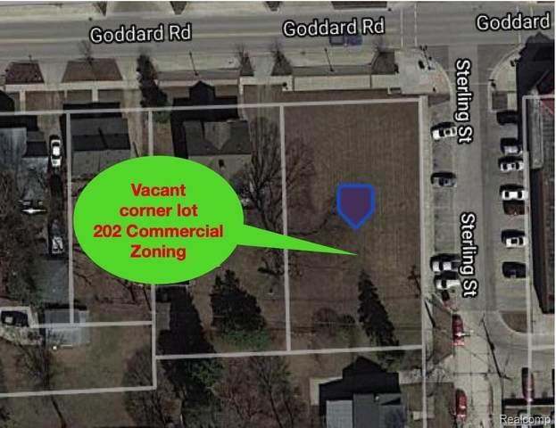 0000 Goddard, Romulus, MI 48174 (MLS #2210075474) :: The Tom Lipinski Team at Keller Williams Lakeside Market Center