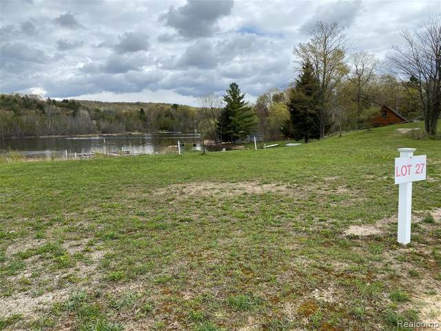 2806 West Shore Drive, Central Lake, MI 49622 (MLS #2210075554) :: The BRAND Real Estate