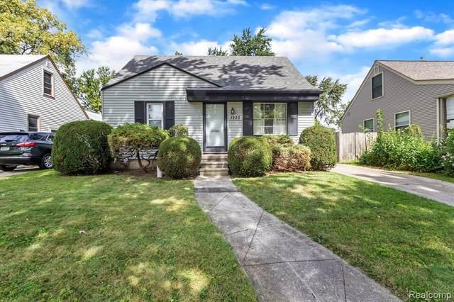 1225 Donald Ave, Royal Oak, MI 48073 (MLS #2210076466) :: Kelder Real Estate Group