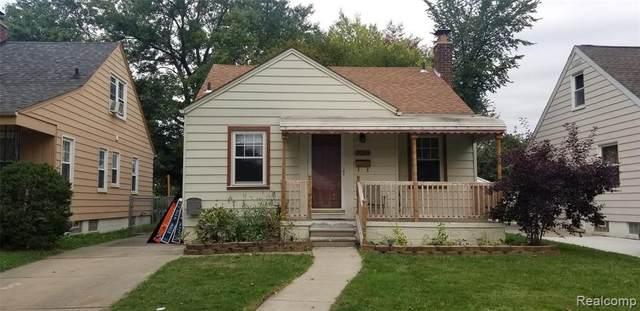 3244 Alice St, Dearborn, MI 48124 (MLS #2210076556) :: The BRAND Real Estate