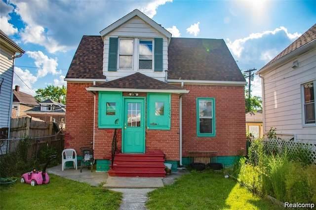 11375 Lumpkin St, Hamtramck, MI 48212 (MLS #2210077001) :: The BRAND Real Estate