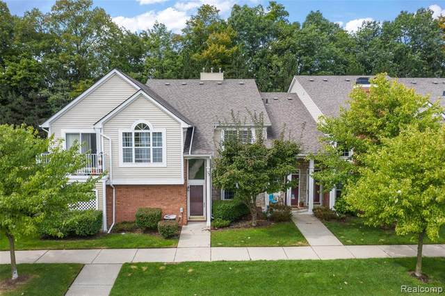 56299 Chesapeake Trl Unit#280-Bldg#2, Shelby Twp, MI 48316 (MLS #2210077341) :: The BRAND Real Estate