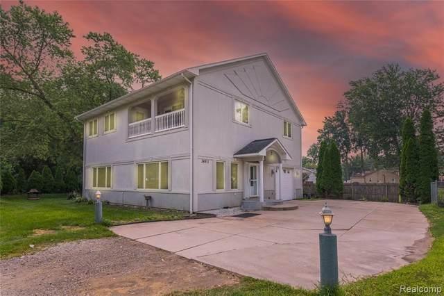 34911 College St, Westland, MI 48185 (MLS #2210077479) :: The BRAND Real Estate