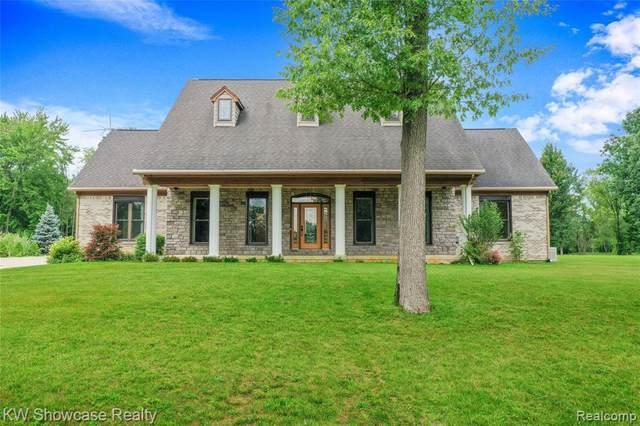 1155 Lake Lane Dr, White Lake, MI 48386 (MLS #2210077625) :: The BRAND Real Estate