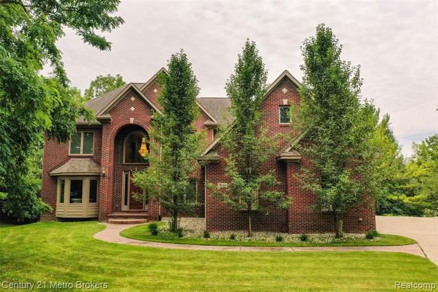 5240 Warwick Woods Trl, Grand Blanc, MI 48439 (MLS #2210075369) :: Kelder Real Estate Group
