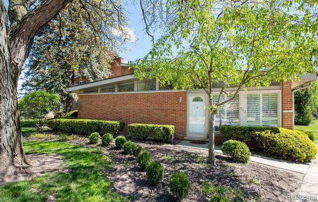 900 N Adams Dr, Birmingham, MI 48009 (MLS #2210077886) :: The BRAND Real Estate