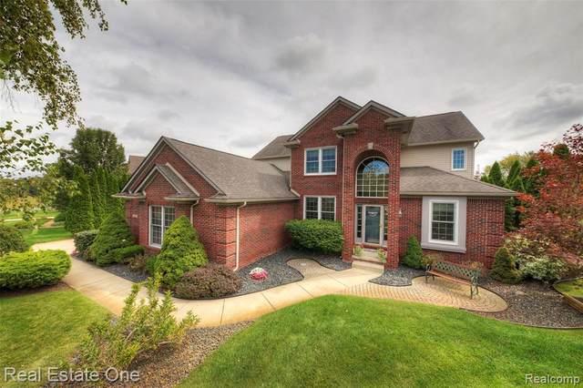 3035 Allison Ln, Highland, MI 48357 (MLS #2210075753) :: The BRAND Real Estate