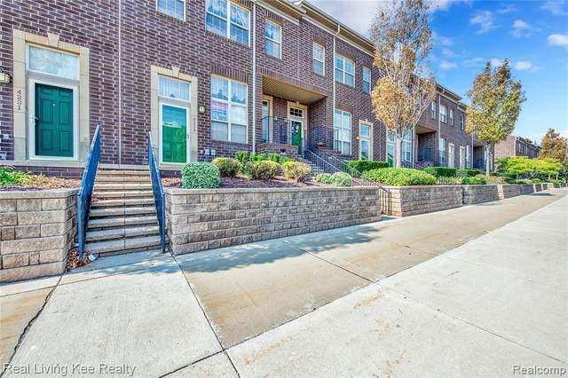 4233 Schaefer Rd, Dearborn, MI 48126 (MLS #2210078173) :: The BRAND Real Estate