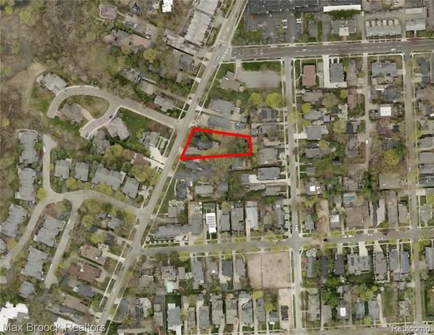 583 Southfield Lot 1 Rd, Birmingham, MI 48009 (MLS #2210078082) :: The BRAND Real Estate